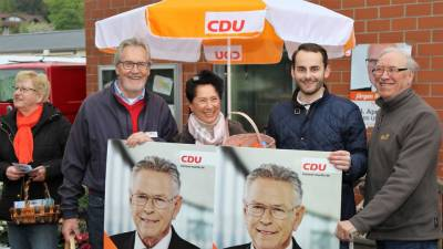 Ostercanvassing des CDU Ortsverbandes Rösrath 2017 (15.04.2017) - Ostercanvassing des CDU Ortsverbandes Rösrath 2017 (15.04.2017)