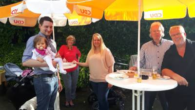 CDU Sommer-Grillparty (13.08.2017) - CDU Sommer-Grillparty (13.08.2017)